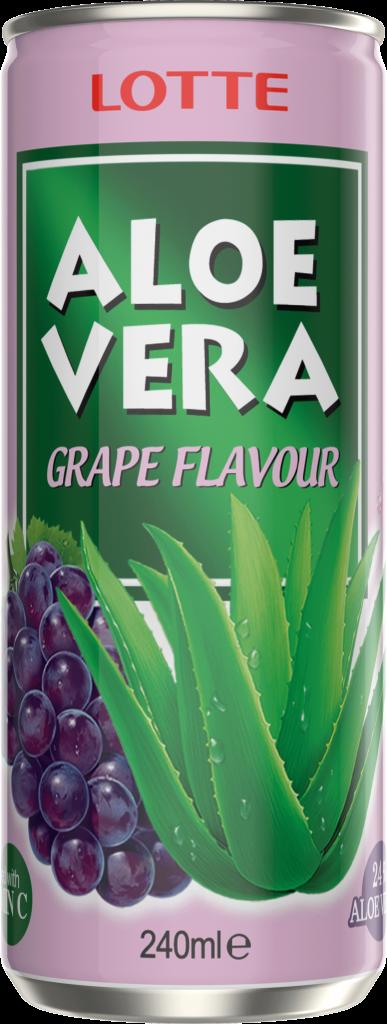 Lotte Aloe Vera grozdje 240 ml