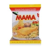 MAMA instant juha s pšeničnimi rezanci z okusom piščanca 55g