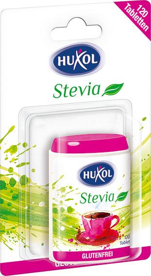 HUXOL stevia sladilo 120 tablet