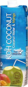 KOH COCONUT coconut water with mango juice 1l