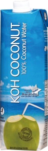 KOH COCONUT 100% Coconut water 1l