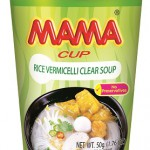 MAMA instant juha z riževimi rezanci 50 g