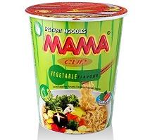 Mama instant juha s pšeničnimi rezanci z zelenjavo 70g