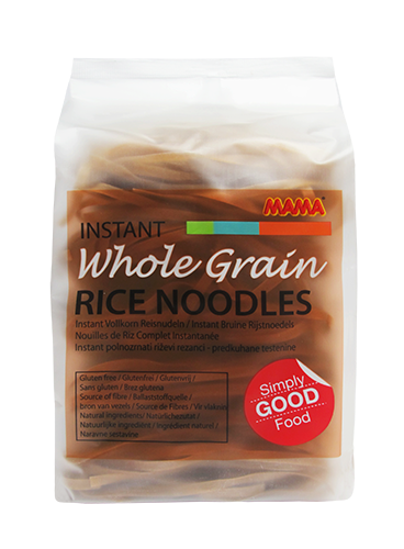 Mama polnzrnati riževi rezanci