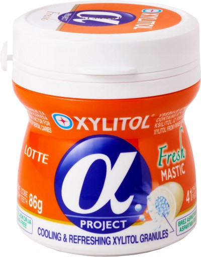 LOTTE Alpha Xylitol Fresh 86g