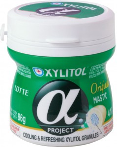 LOTTE Alpha Xylitol Original 86g