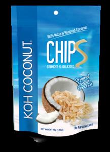 Koh Coconut čips