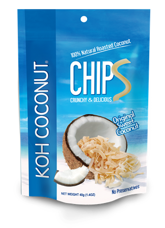 Koh Coconut coconut chips