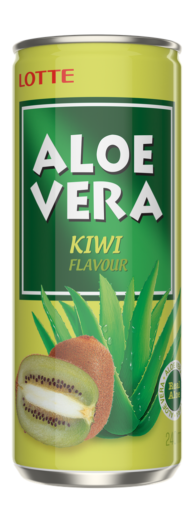 Aloe vera 240ml KIWI