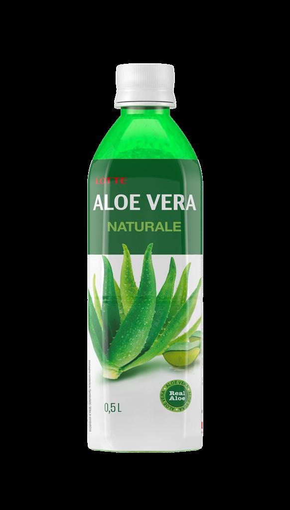 AloeVera natural 500 brez podlage