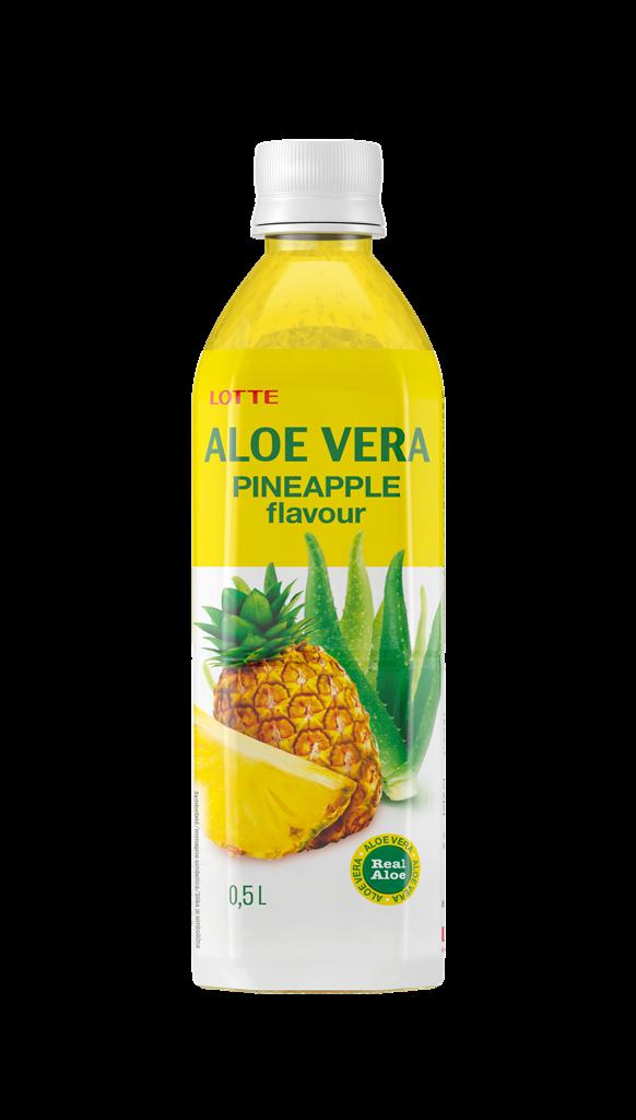 AloeVera pineapple500 brez podlage