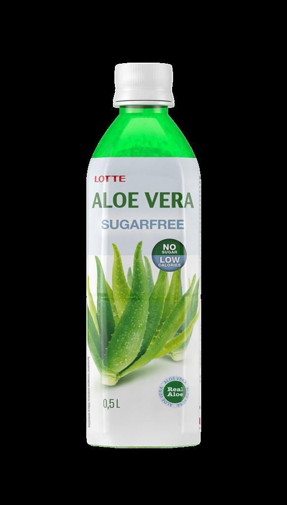 AloeVera sugar-free 500 brez podlage
