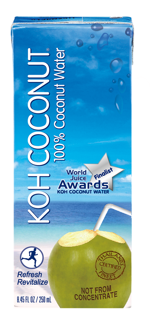 KOH COCONUT 100% coconut water 250ml