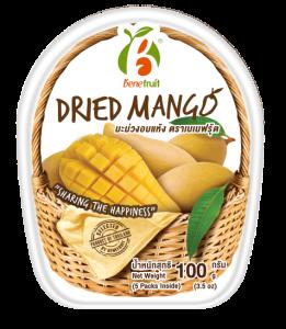 Benefruit Mango suhi 100 g