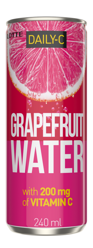 LOTTE Daily C grapefruit 240 ml