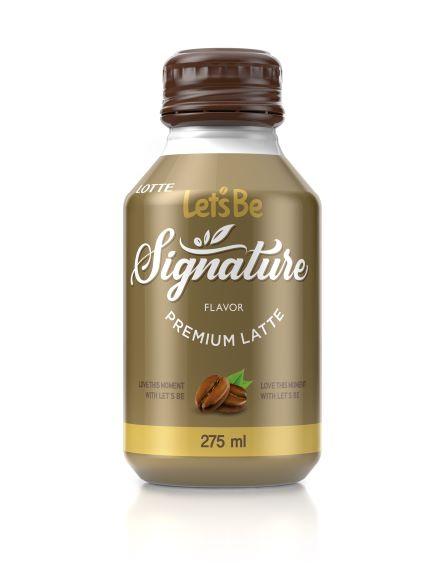 LOTTE Signature premium latte 275 ml I