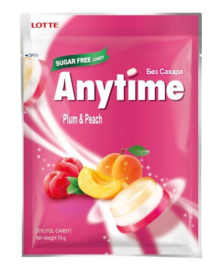 LOTTE Xylitol anytime bonboni brez dodanega sladkorja 74 g (1)